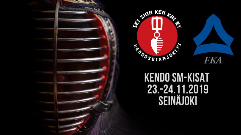 Kendo SM-kisat 2019